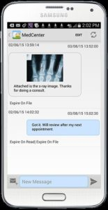 Text Messaging (HIPAA Compliant) for Smart Phones